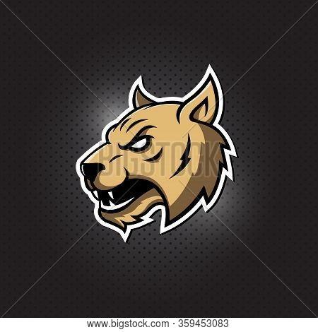 Lynx Wildcat Logo Mascot For Sport Team