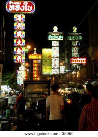 Chinatown Bangkok 1