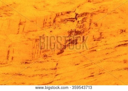 Ochre Natural Real Marble Texture Background In High Resolution For Skin Tile Luxurious Background.