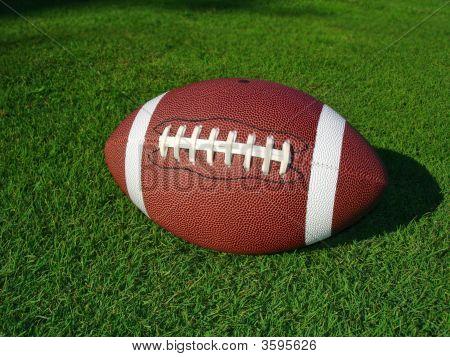 Football On Short Grass