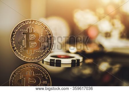 Casino And Bitcoin Cryptocurrency Acceptance. Modern Alternative Method Of Payments. Business Indust