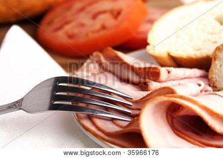 Ham Lunch Spread