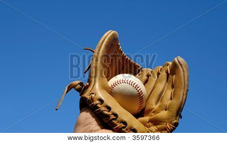 Baseball Catch Landscape
