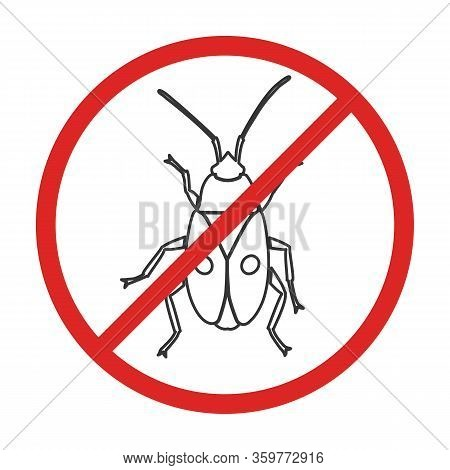 Insect Firefly Vector Icon.outline Vector Icon Isolated On White Background Insect Firefly .