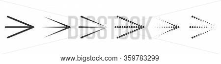 Spray Icons. Set Of Spray Cloud Icons. Water Spray Icons Isolated. Vector Illustration.