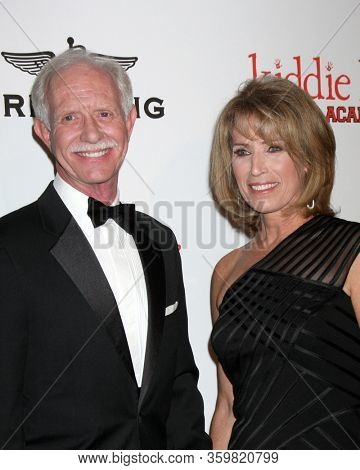 LOS ANGELES - JAN 20:  Chesley Sullenberger, Lorrie Sullenberger at the 9th Annual Living Legends of Aviation Awards at the Beverly Hilton Hotel on January 20, 2012 in Beverly Hills, CA12