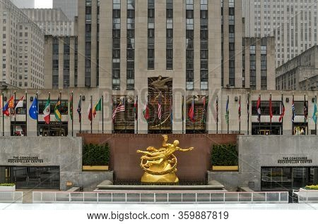 Rockefeller Center - New York City