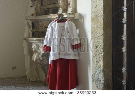Cassock For Altar Boy