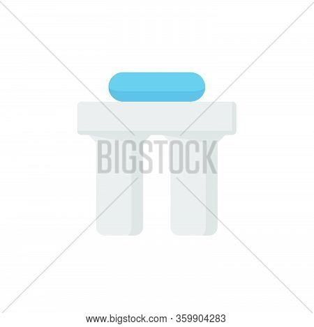 Water Filtration And Equipment Vector Icon Design For Water Filtration Graphic Design Element.