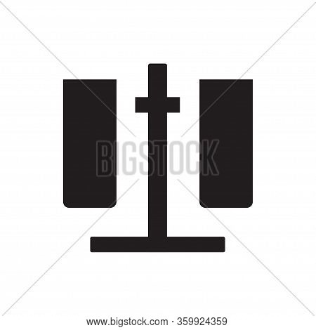 Test Tubes Icon Isolated On White Background. Test Tubes Icon In Trendy Design Style For Web Site An