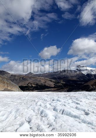 Icefield Visitor's Center - Jasper National Park