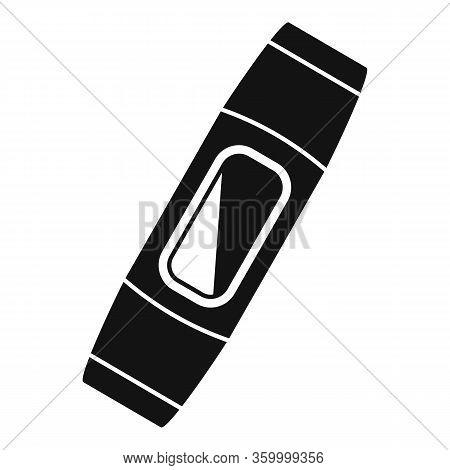 Smart Bracelet Device Icon. Simple Illustration Of Smart Bracelet Device Vector Icon For Web Design