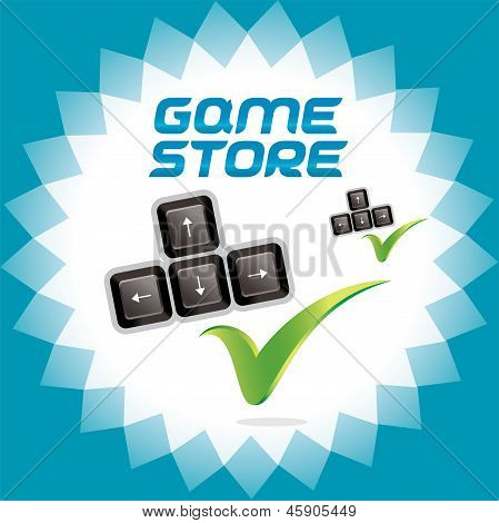Arcade Games Symbol