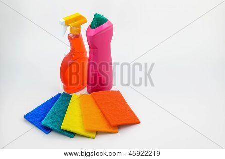Household Scrub Set 02
