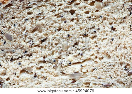 Wholemeal Bread Texture