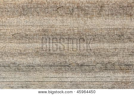 Weathered Wood Texture Background, Crack Pattern