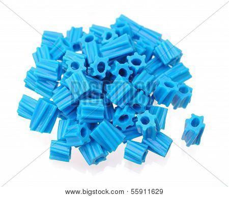 Blue Gummy Candies