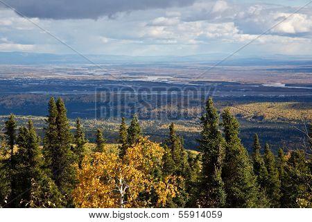 Fairbanks in Fall