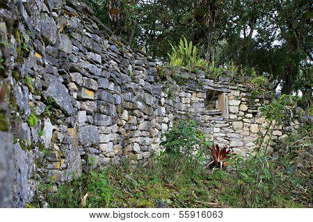 Wall Of Kuelap