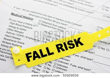 Risiko Krankenhaus Formalitäten fallen