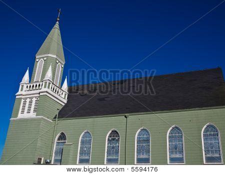 Old Church In San Francisco