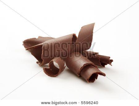 Rizos de chocolate
