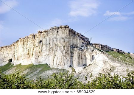 White Mountain Crimea