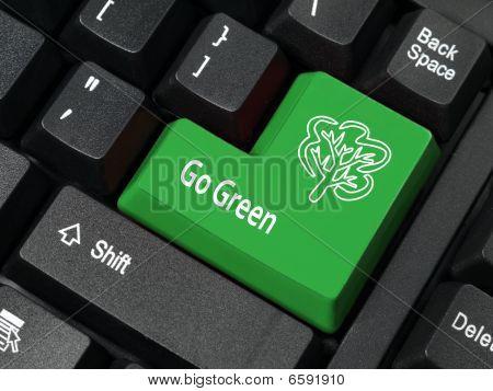 Go Green Key