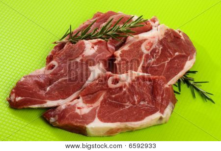 Lamb Chump Chops
