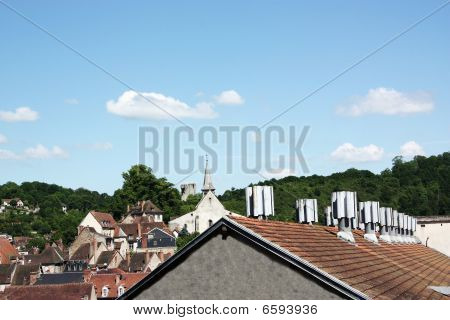 Rooftop Air Ventilation System