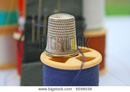 Size two thimble