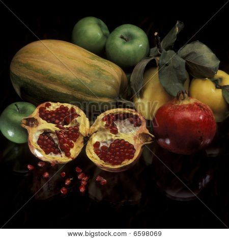 fruits of the fall