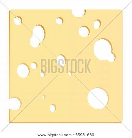 Cheese Slice Square