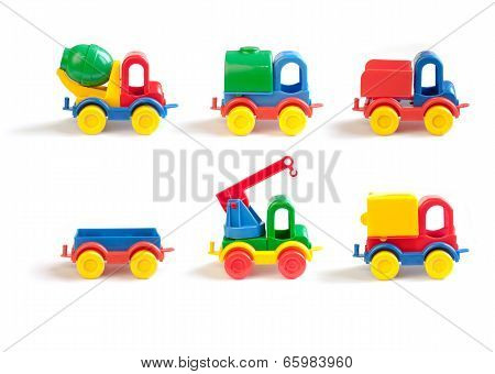 Engineering Vehicles Toys