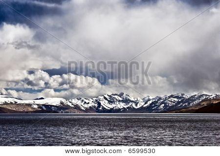 Lake Tso Morari
