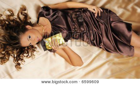 Girl & Chocolate