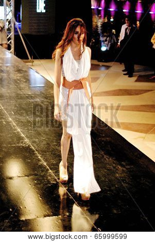 Fashion Show For Dina El Kei Model 22 (on Runway)