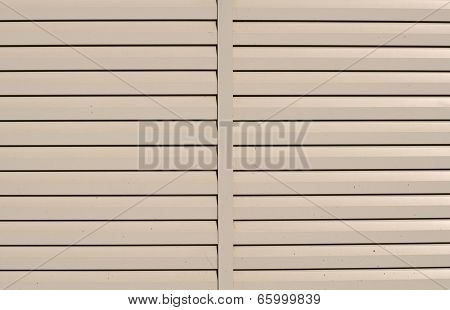 Wall Texture Of  Siding Panels