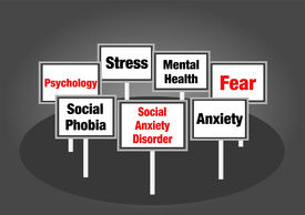 Social anxiety disorder signs