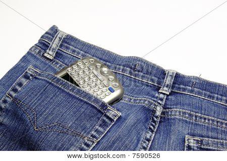 Pocket keypad