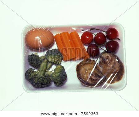 Healthy Snack To Go