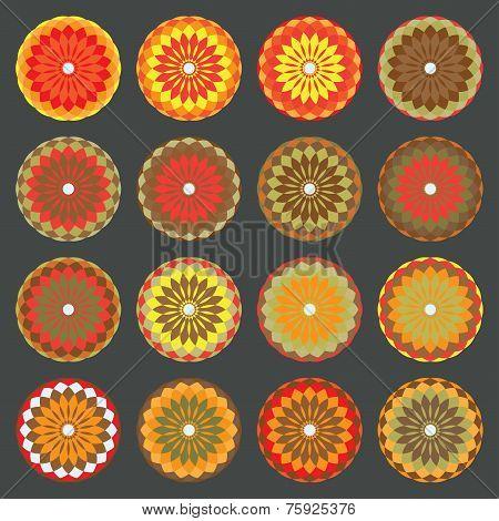 Colored Shapes Set 1