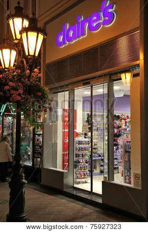 Claire's Jewelry Store