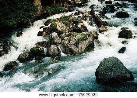 River Ulu-Murudgu  in Dombai