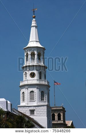 Separation of Church and Flag
