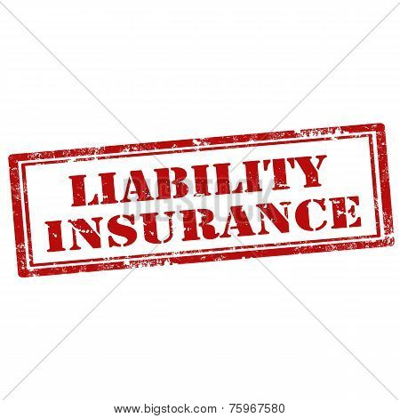 Liability Insurance-stamp