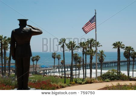 Marine Memorial