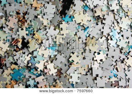 Unsolved Bunch Of Puzzles