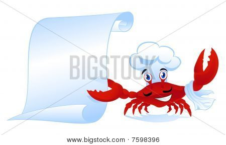Crab Chef.