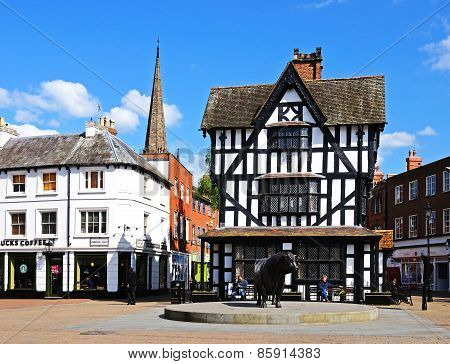 The High House, Hereford.